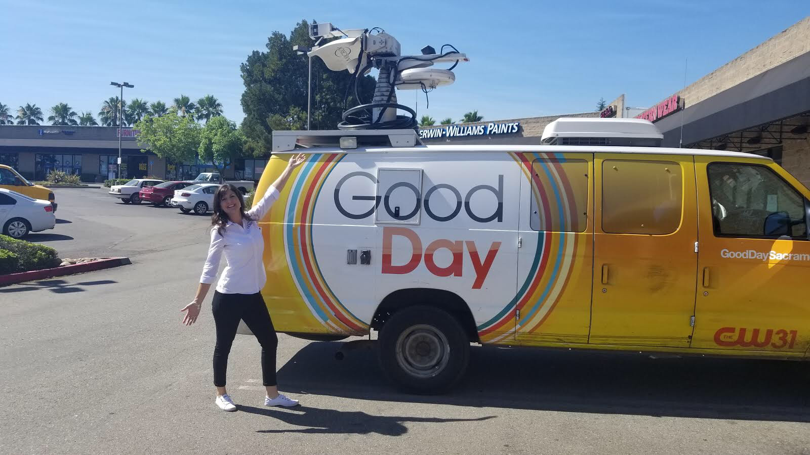 Chix Cabinets on Good Day Sacramento